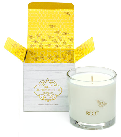 Sugared Honey Candle