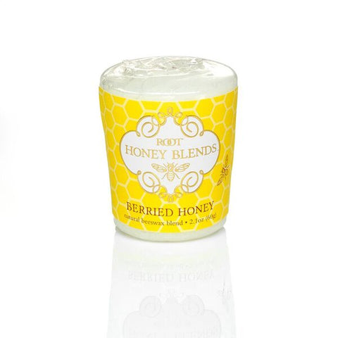 Berried Honey Votive