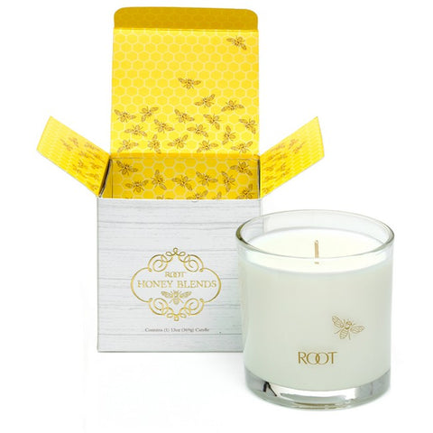 Bloomed Honey Candle