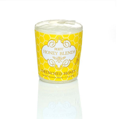 Drenched Honey Votive