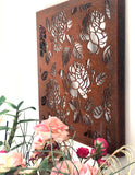 Perennial Rose Modular wall Panel