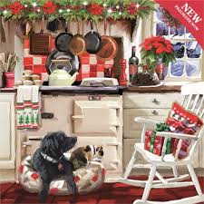 Christmas Kitchen Jigsaw Puzzle