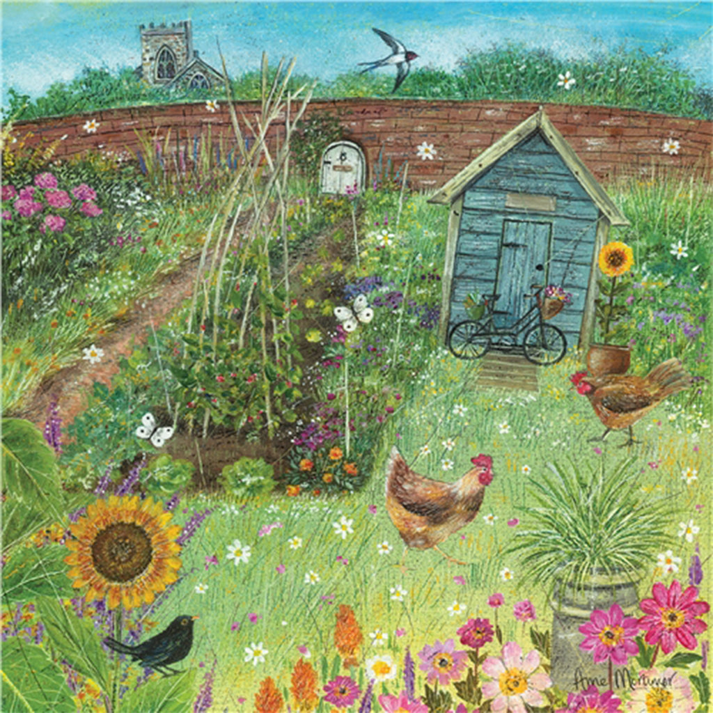 Vegetable Patch Jigsaw