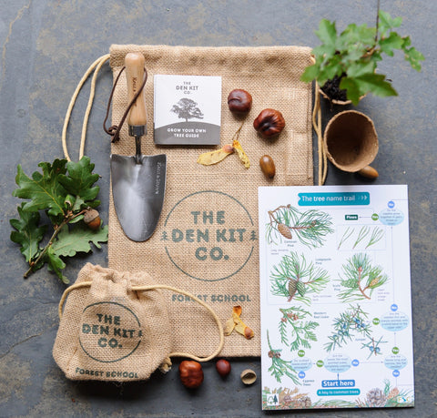 The Den Kit Co - Plant a Tree Kit