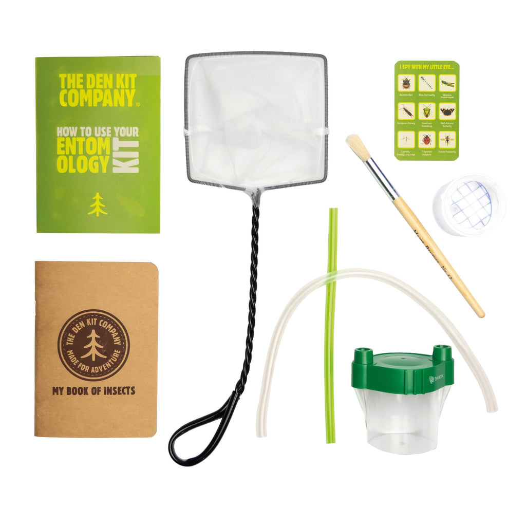 The Den Kit Co - The Entomology Kit