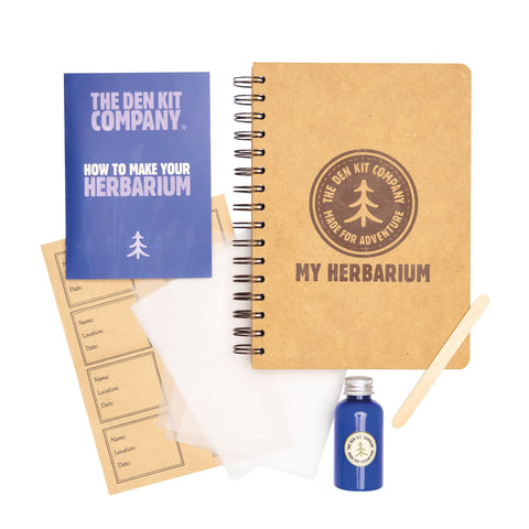 The Den Kit Co - My Herbarium kit
