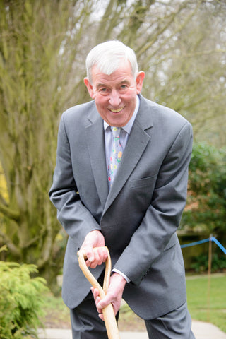An Audience with Jim Buttress VMH