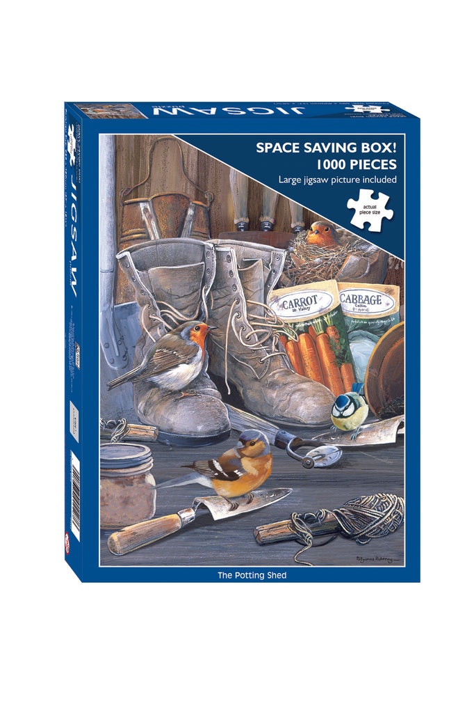 The Potting Shed Jigsaw