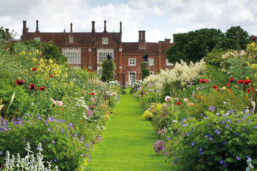 Helmingham Hall Gardens