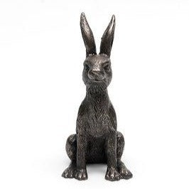Potty Feet Antique Bronze Hare