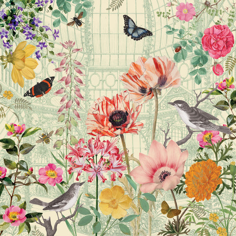 Botanical Blooms Jigsaw