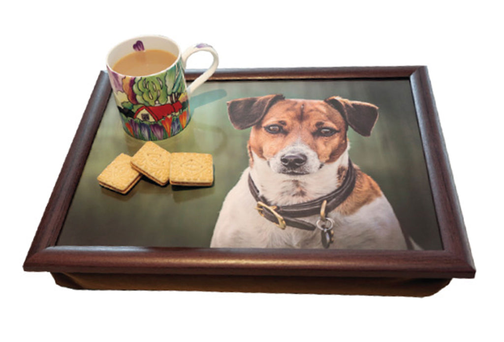 'Jack Russell' Lap Tray