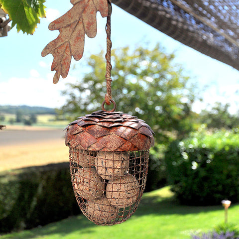 Acorn Ball Bird Feeder