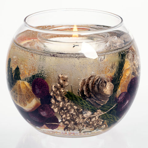 'Winter Spice' Stoneglow Fishbowl