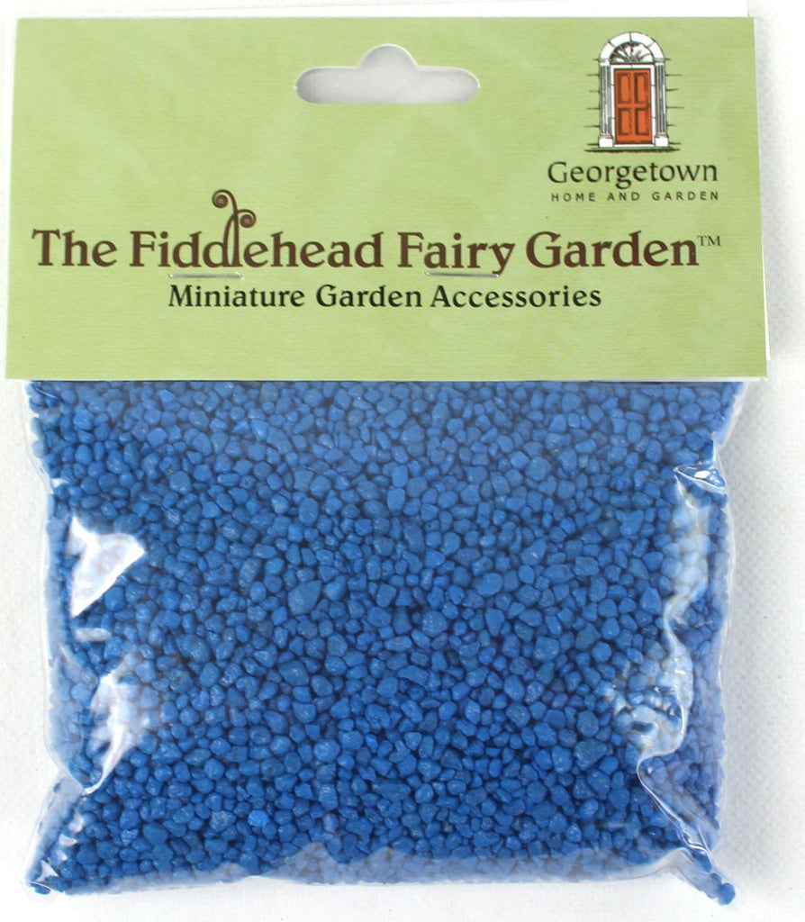 Fiddlehead Ocean Blue Gravel