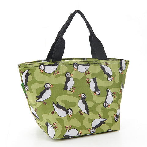 Eco Chic Puffin Cool Bag