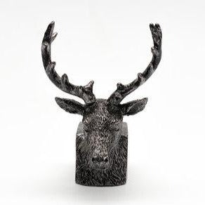Potty Feet Antique Bronze Stag