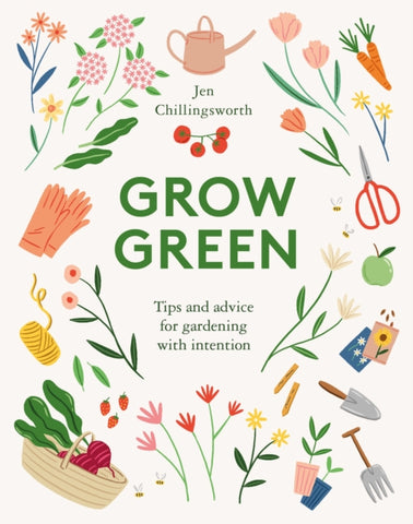 Book Grow Green