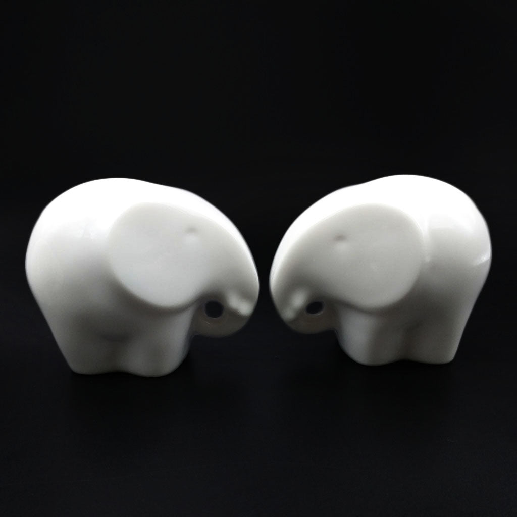 Home Addictions: Lifestyle - White Elephant Figurine (Not the one in the room!?), by  ML Living