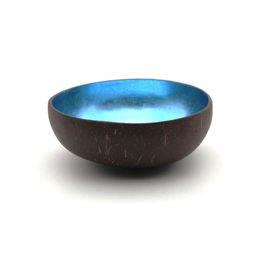 Home Addictions: Bowl - Coconut Bowl - Blue, by  Bouquet
