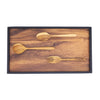 Home Addictions: Utensils - Teak Wood Table Spoons Set (6pcs), by  Chabatree