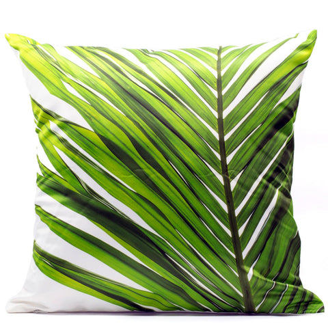 Home Addictions: Cushion Covers - Palm Leaf Cushion Cover, by  Culture Club
