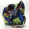 Home Addictions: Lifestyle - Reversable Kente Print Tote Bag Large- Nemo & Dory, by  WINAWA