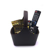 Home Addictions: Baskets & Boxes - Faux Leather Basket - Chocolate, by  Home Addictions