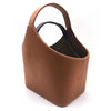 Home Addictions: Baskets & Boxes - Faux Leather Basket - Camel, by  Home Addictions