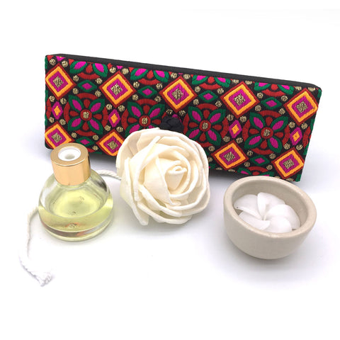 Home Addictions: Lifestyle - Diamond Embroidered Aroma Box Set, by  Home Addictions
