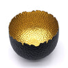 Home Addictions:  - Jagged Edge Hammered Brass Bowl - S, by  Home Addictions