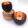 Home Addictions: Bowl - Matt Black and Rose Gold Mango Bowl, by  Home Addictions