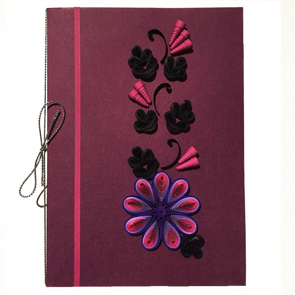 Home Addictions: Lifestyle - Quilling Card- Anemone, by  Beautiful Paper Quilling