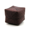 Home Addictions: Baskets & Boxes - Hand Stitched Beaded Box - Chocolate (M), by  KOCH