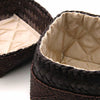Home Addictions: Baskets & Boxes - Small Beaded Box - Chocolate, by  KOCH