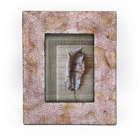 Home Addictions: Photo Frames - Amber Egg Shell Photo Frame, by  O'thentique