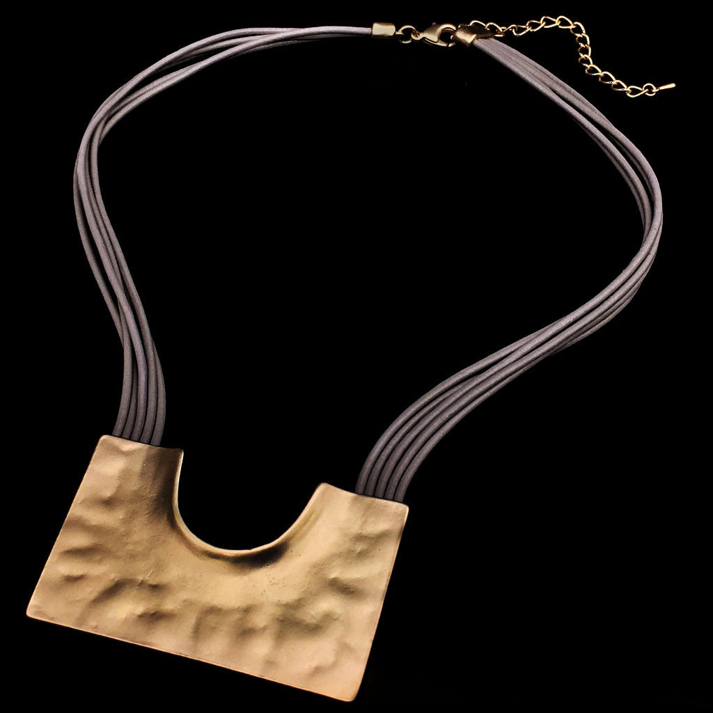 Home Addictions: Lifestyle - Necklace- Taro, by  Oh La La