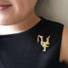 Home Addictions: Lifestyle - Brooch - Hong, by  Sirasilpa Craft