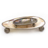 Home Addictions: Trays & Plates - Pearl Oyster Shell Fruit Plate, by  TNV