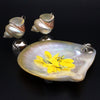 Home Addictions: Trays & Plates - Pearl Oyster Shell Plate with Elephant, by  TNV