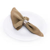 Home Addictions: Napkin Ring Holders - Abalone Shell Napkin Rings (Brown), by  TNV