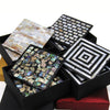 Home Addictions: Coasters - Abalone Shell Coaster Box Set (6pcs) - Bricks, by  TNV
