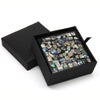 Home Addictions: Coasters - Abalone Shell Coaster Box Set (6pcs) - Peacock, by  TNV