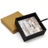 Home Addictions: Coasters - Abalone Shell Coaster Box Set (6pcs) - Beige, by  TNV