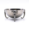 Home Addictions: Bowl - Hammered Stainless Steel Elephant Bowl 2 pcs Set, by  Home Addictions