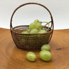 Home Addictions: Baskets & Boxes - Miniature Weaved Basket, by  Home Addictions