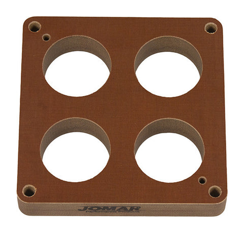 "Model 5065 - Holley 4500 Dominator - 1"" Phenolic 4-hole Carb Spacer"