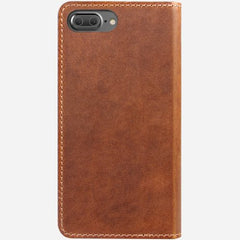 Nomad Horween Leather Folio iPhone Case 揭式皮革手機套