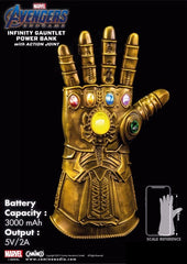 Camino 全手指可動無限手套外置電源 Infinity Gauntlet Power Bank