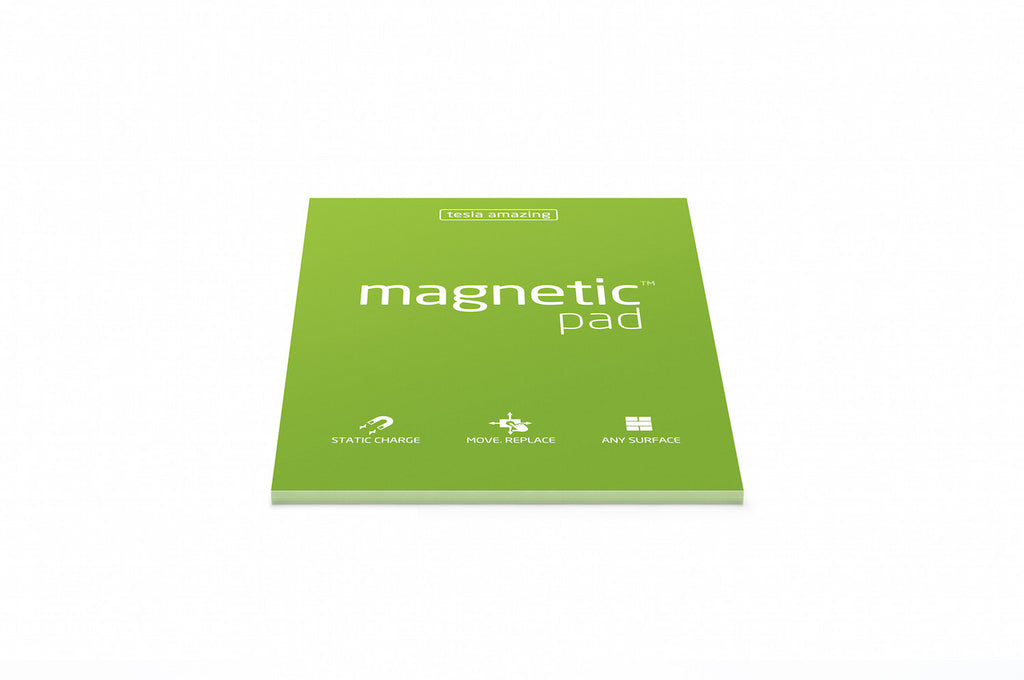 Magnetic 靜電便利貼 (Notes Pad A5 Size)